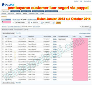 Paypal Jan 2013 - Oct 2014