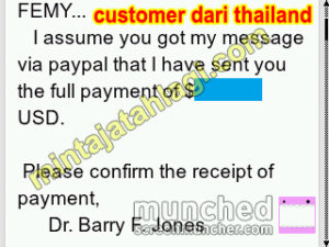 customer thailand
