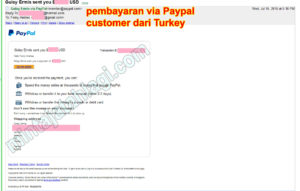 pembayaran paypal customer turkey 4